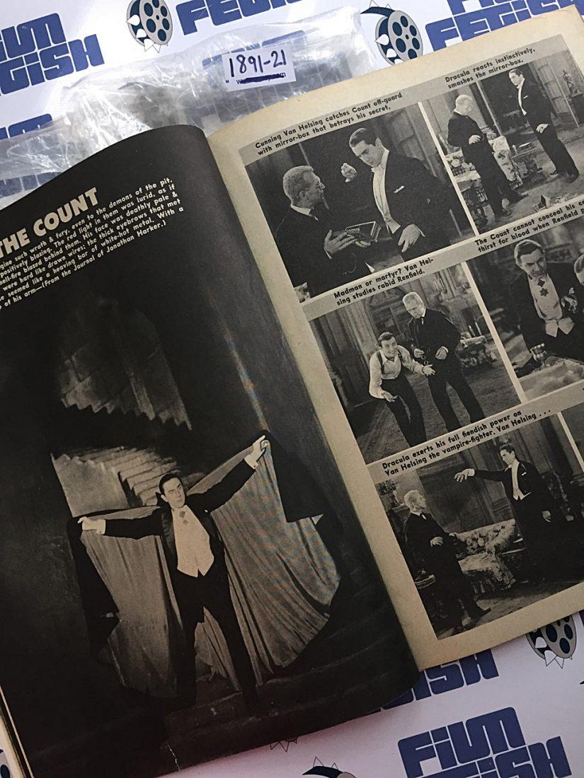 Famous Monsters of Filmland Bella Lugosi Dracula Tribute #92