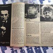 Famous Monsters of Filmland Bella Lugosi Dracula Tribute #92 Sept. 1972 [189121]