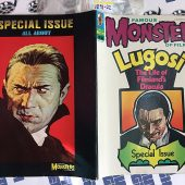 Famous Monsters of Filmland Bella Lugosi Dracula Tribute #92 Sept. 1972 [189122]