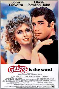 Grease 24 x 36 inch Movie Poster (1978)