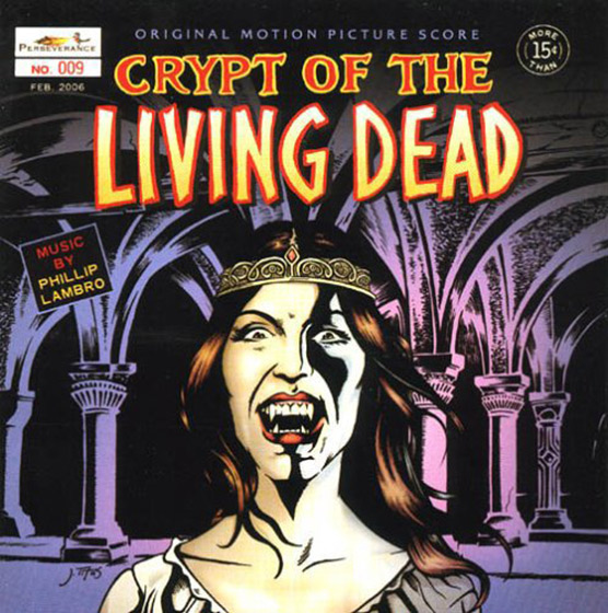 Crypt of the Living Dead Original Motion Picture Soundtrack