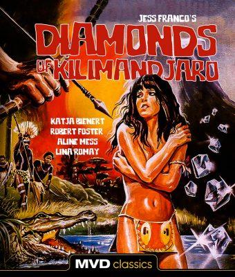 Jess Franco's Diamonds Of Kilimandjaro Blu-ray Edition