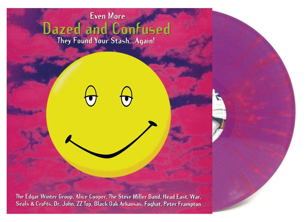 Even More Dazed and Confused Limited Vinyl Edition