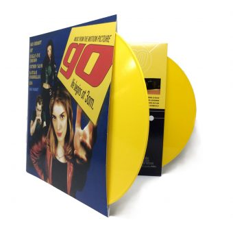 "Go: Music from the Motion Picture Limited Yellow ""Gopaque"" Edition"