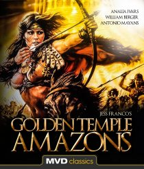 Jess Franco's Golden Temple Amazons Blu-ray Edition