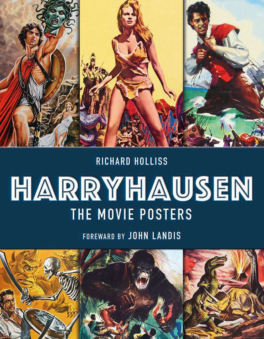Harryhausen: The Movie Posters Hardcover Edition