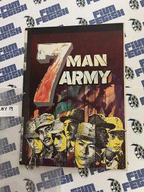 7 Man Army Original Press Booklet David Chiang Ti Lung Shaw Brother (1976)