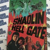 Shaolin HellGate Original Press Booklet, Fu Sheng, Shaw Brothers (1980)