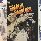 Shaolin Handlock Original Movie Program, Lo Lieh, Shaw Brothers (1978)