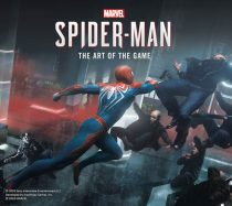 Marvel's Spider-Man: The Art of the Game Hardcover Edition
