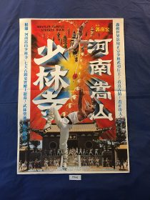 Shaolin Temple Strikes Back 21 x 31 inch Original Movie Poster (1981) [PTR46]