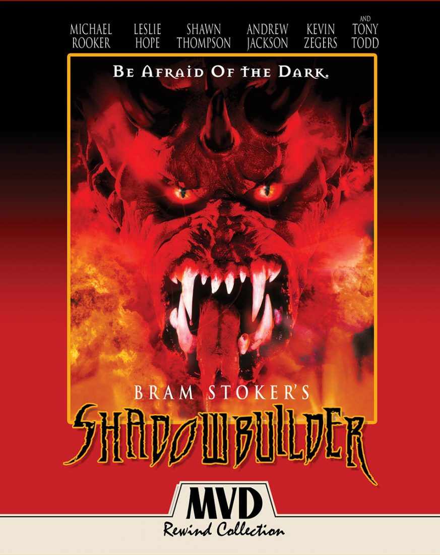 Bram Stoker's Shadow Builder Special Collector's Edition