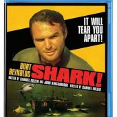 Burt Reynolds Shark Blu-ray Edition