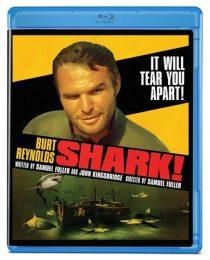 Burt Reynolds Shark Blu-ray Edition