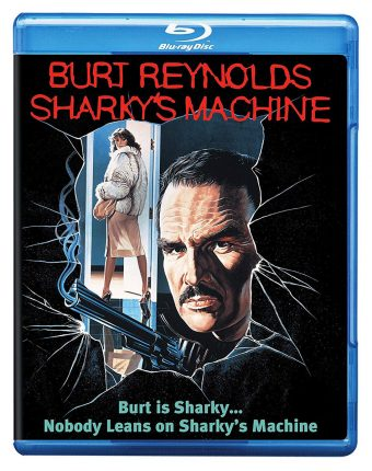 Burt Reynolds Sharky's Machine Blu-ray Edition