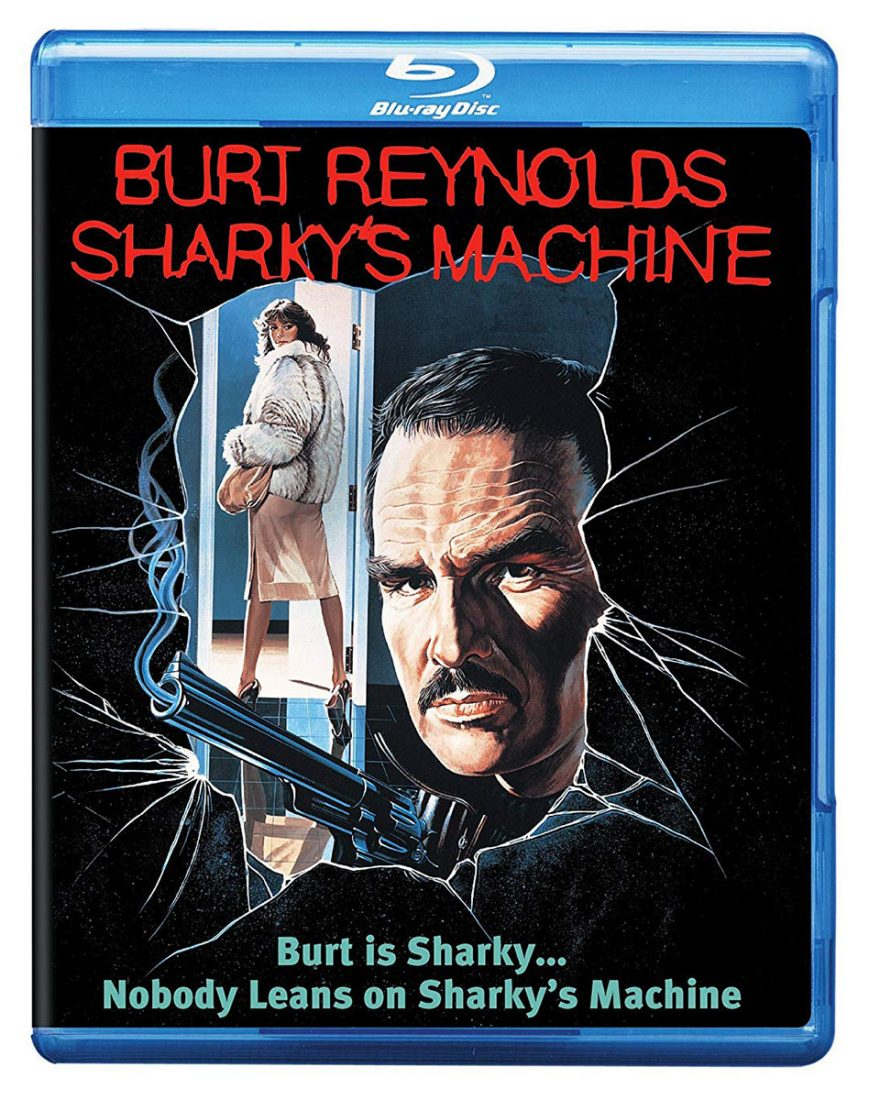 Burt Reynolds Sharky's Machine Blu-ray Edition