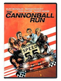 Burt Reynolds The Cannonball Run DVD Edition