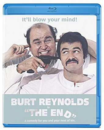 Burt Reynolds The End Blu-ray Edition