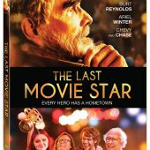 Burt Reynolds The Last Movie Star Blu-ray Edition with Slipcover