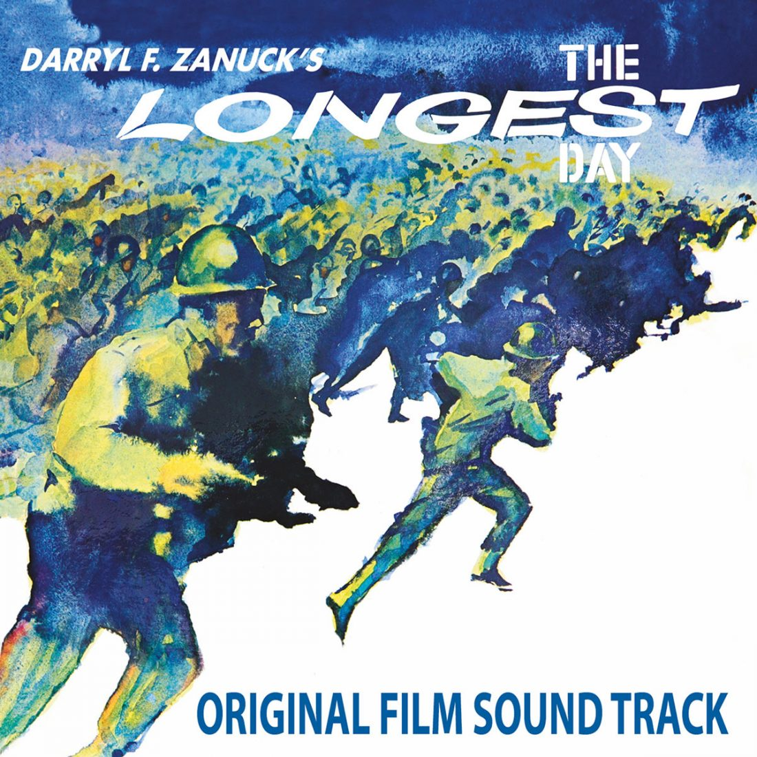 The Longest Day Original Movie Soundtrack