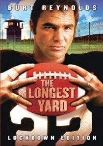Burt Reynolds The Longest Yard – DVD Lockdown Special Edition