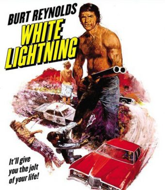 Burt Reynolds White Lightning Special Edition Blu-ray