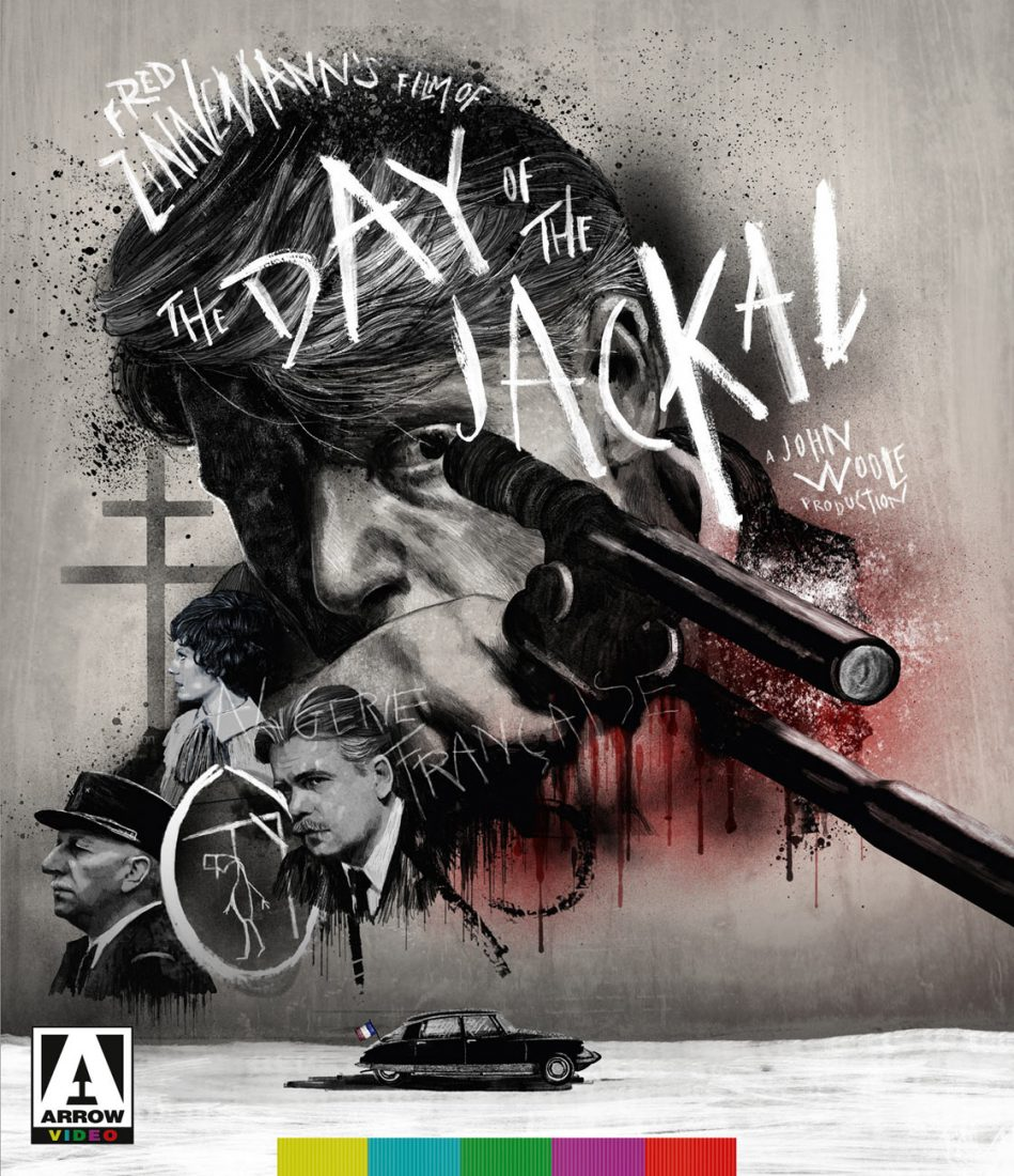The Day of the Jackal Special Edition Blu-ray