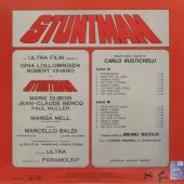 Stuntman Hand-Numbered Limited Edition Original Soundtrack Reissue