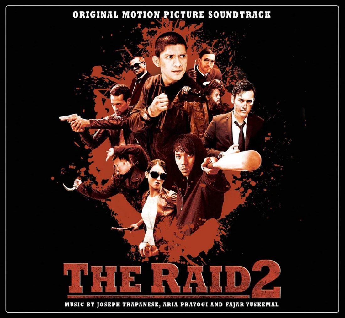 The Raid 2 Original Motion Picture Soundtrack by Joseph Trapanese