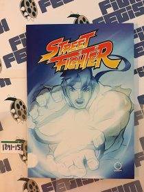 Official Capcom Street Fighter Anniversary Edition Controller Collector's Instruction Manual [189115]
