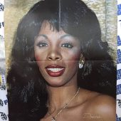 Philip Michael Thomas and Donna Summer 16 x 21 inch Double-sided Poster [189147]