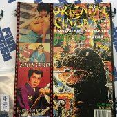 Oriental Cinema No. 4 (Nov 1994) Godzilla, Hong Kong films, Shintaro [189154]
