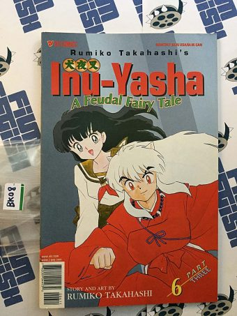 Inu-Yasha: A Feudal Fairy Tale Part 3 Number 6 [BK08]