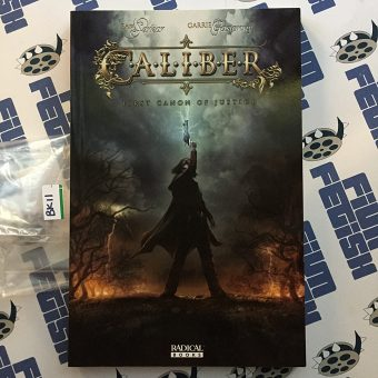 Caliber: First Canon Of Justice Graphic Novel (2009) [BK11]