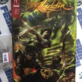 Aladdin: Legacy of the Lost Number 2 (2010) – Radical Comics [BK12]