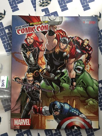 New York Comic Con 2013 Official Program Guide [BK14]