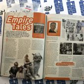 The Empire Strikes Back Insider Convention Exclusive Special Edition Magazine (2010) [BK15]