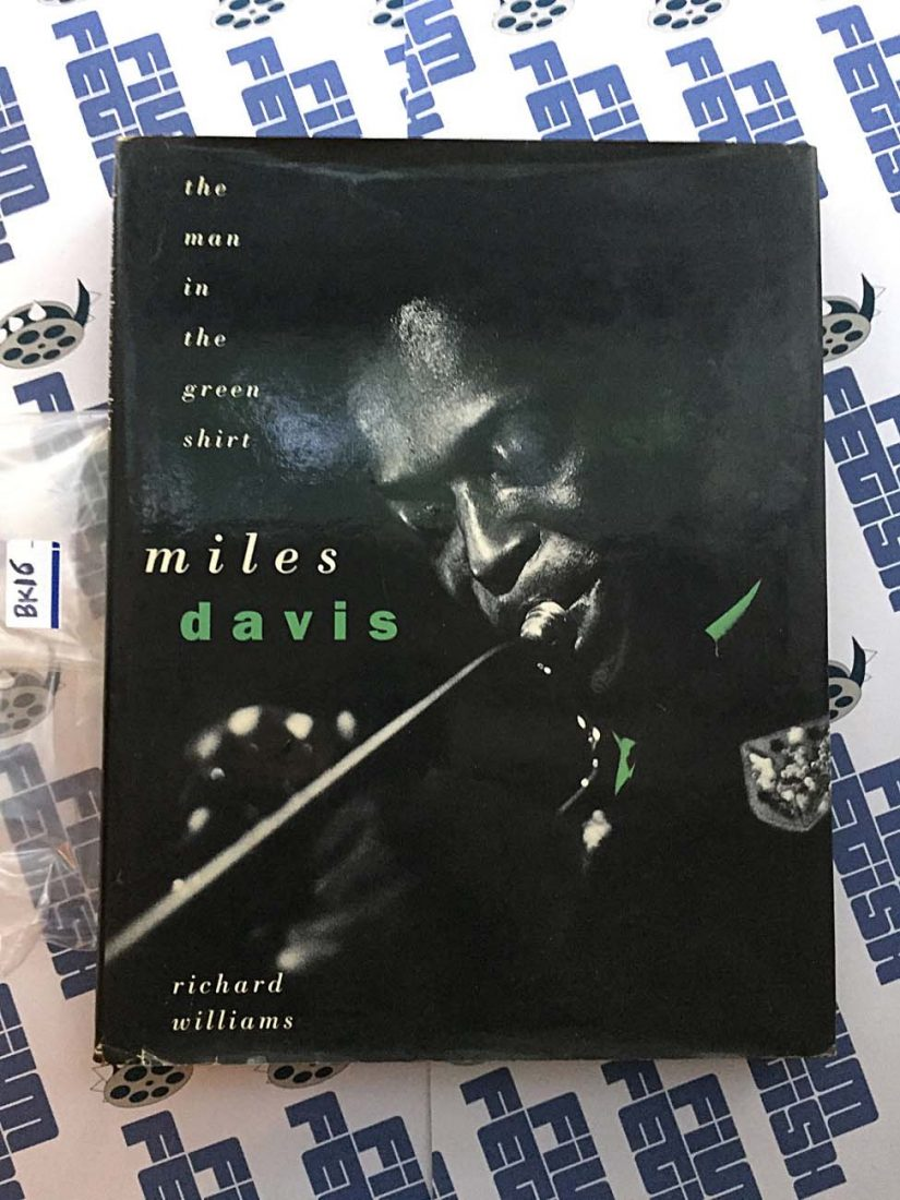 Miles Davis: The Man in the Green Shirt Hardcover Edition [BK16]
