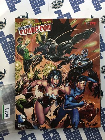 New York Comic Con 2012 Official Program Guide [BK19]