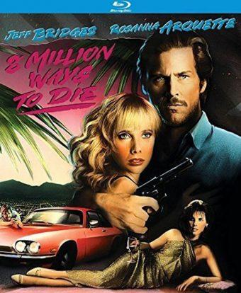 8 Million Ways to Die Blu-ray Edition