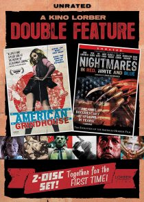 American Grindhouse + Nightmares in Red, White and Blue Unrated Double Feature 2-Disc Box Set