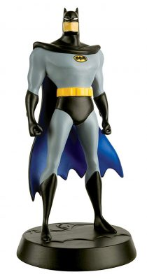 Batman: The Animated Series – Batman Hand Painted Figure Eaglemoss Collection