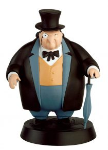 Batman: The Animated Series – Penguin Hand Painted Figure Eaglemoss Collection