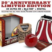 The Big Lebowski 20th Anniversary Limited Collector's Set 4K Ultra HD + Blu-ray + Digital + Memorabilia