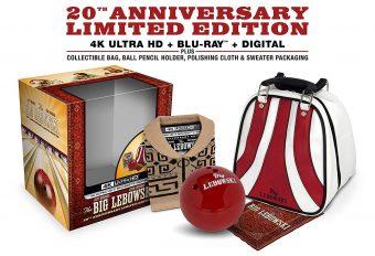 The Big Lebowski 20th Anniversary Limited Collector's Set 4K Ultra HD + Blu-ray + Digital + Memorabilia