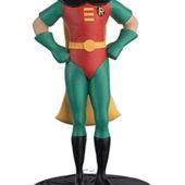Batman: The Animated Series – Robin Hand Painted Figure Eaglemoss Collection