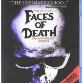 Faces of Death 30th Anniversary Edition Blu-ray