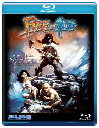 Ralph Bakshi's Fire and Ice Blu-ray Edition