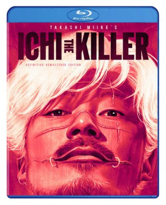 Takashi Miike's Ichi the Killer Definitive Remastered Edition Blu-ray
