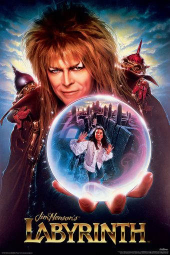 Labyrinth 24×36 inch One Sheet Movie Poster